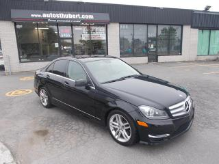 Used 2013 Mercedes-Benz C 300 C300 4Matic for sale in St-Hubert, QC
