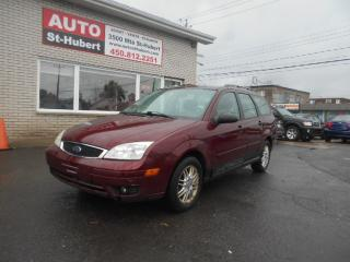 Used 2006 Ford Focus SES ZXW for sale in St-Hubert, QC