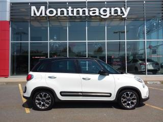 Used 2014 Fiat 500 L Trekking à hayon 5 portes for sale in Montmagny, QC