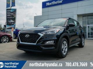 New 2019 Hyundai Tucson ESSENTIAL W/ SAFETY PKG-APPLE CARPLAY/BACKUPCAM/SAFTEY PKG/HEATED SEATS/BLUETOOTH for sale in Edmonton, AB