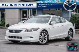 Used 2009 Honda Accord Ex-L Coupé - Cuir for sale in Repentigny, QC