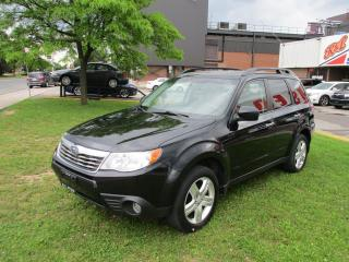 Used 2009 Subaru Forester X Limited ~ LEATHER ~ PANORAMIC ROOF for sale in Toronto, ON