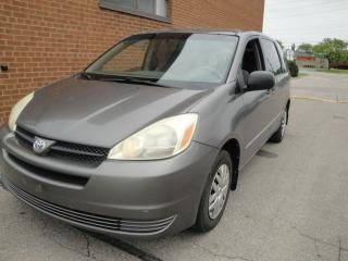Used 2005 Toyota Sienna CE for sale in Oakville, ON