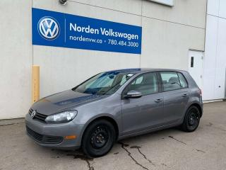 Used 2013 Volkswagen Golf 5DR TRENDLINE5-SPD M/T - for sale in Edmonton, AB