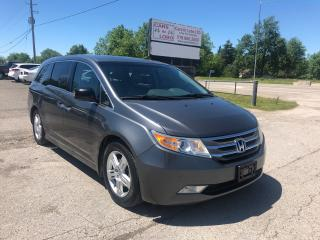 Used 2012 Honda Odyssey Touring for sale in Komoka, ON