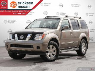 Used 2005 Nissan Pathfinder LE 4X4 LEATHER 7 PASSENGER for sale in Edmonton, AB