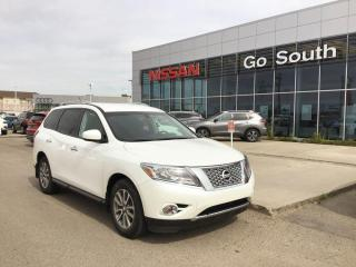 Used 2016 Nissan Pathfinder SV, AWD, 7 PASSENGER for sale in Edmonton, AB