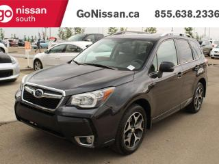 Used 2015 Subaru Forester XT Limited w/Tech Pkg for sale in Edmonton, AB