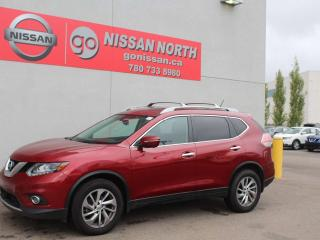 Used 2014 Nissan Rogue SV/AWD/ONE OWNER/PANO ROOF/HEATED SEATS for sale in Edmonton, AB