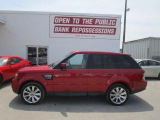 Used 2013 Land Rover Range Rover Sport HSE LUXURY for sale in Toronto, ON