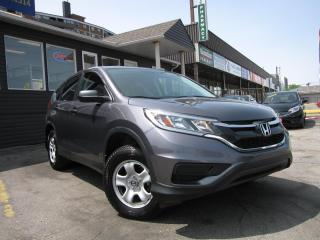 Used 2016 Honda CR-V LX, AWD NO ACCIDENTS!!  BACK UP CAMERA, HEATED SEATS for sale in Scarborough, ON