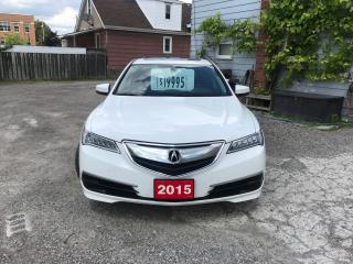 Used 2015 Acura TLX V6 for sale in Hamilton, ON