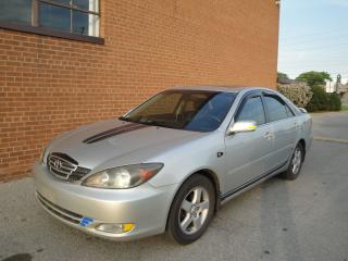 Used 2004 Toyota Camry SE for sale in Oakville, ON
