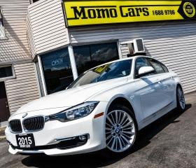 Used 2015 BMW 3 Series 320i xDrive! All Wheel Drive! Sunroof! for sale in St. Catharines, ON