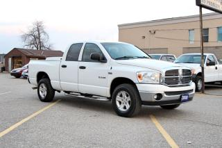 Used 2008 Dodge Ram 1500 SLT 4x4 for sale in Brampton, ON