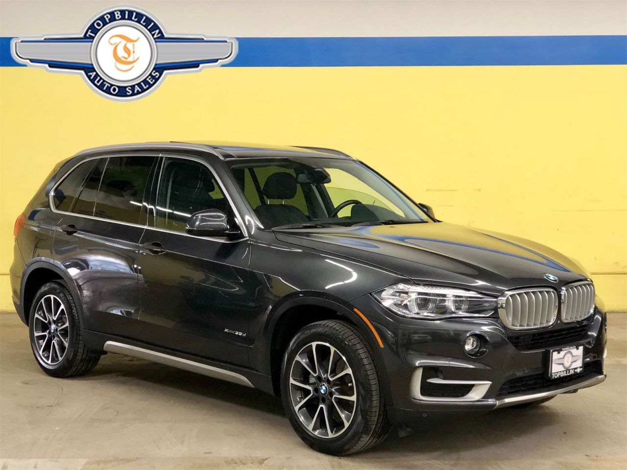 2015 BMW X5 xDrive35d, Fully Loaded, Only 45K kms
