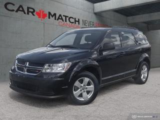 Used 2015 Dodge Journey Canada Value Pkg / NO ACCIDENTS for sale in Cambridge, ON