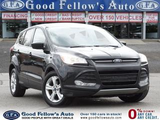 Used 2016 Ford Escape SE MODEL, REARVIEW CAMERA, HEATED SEATS, 2.0 LITER for sale in Toronto, ON