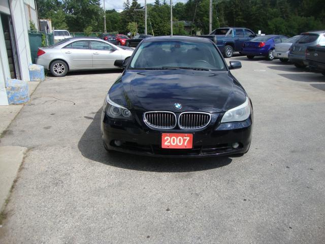 2007 BMW 5 Series 530xi