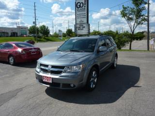 Used 2010 Dodge Journey SXT,TOP OF THE LINE for sale in Kitchener, ON