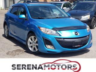 Used 2010 Mazda MAZDA3 GS | MANUAL | SUNROOF |ONE OWNER | NO ACCIDENTS for sale in Mississauga, ON