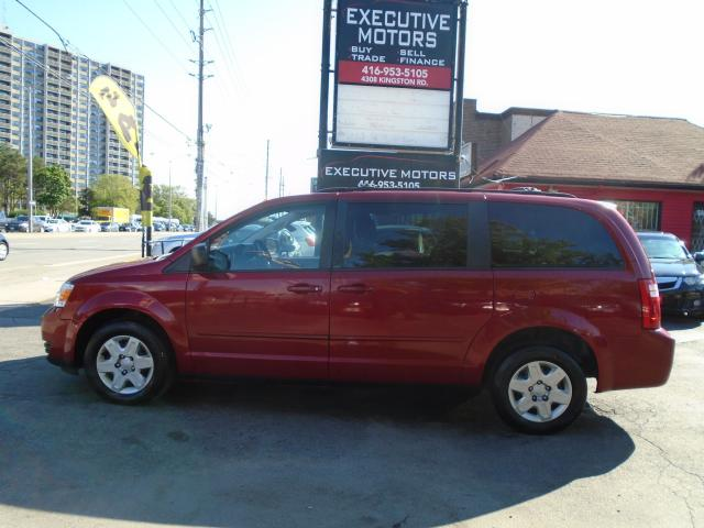2009 Dodge Grand Caravan SE/  STOW N GO / CERTIFIED / CLEAN / READY TO GO