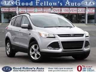 Used 2016 Ford Escape SE MODEL, REARVIEW CAMERA, HEATED & POWER SEATS for sale in Toronto, ON