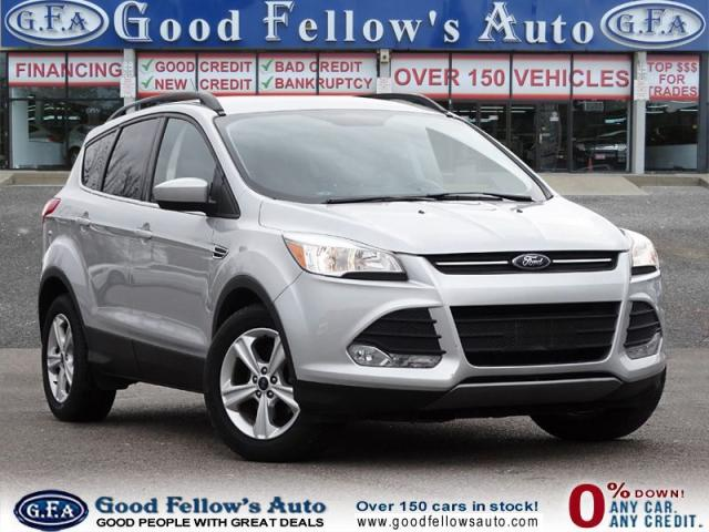 2016 Ford Escape SE MODEL, REARVIEW CAMERA, HEATED & POWER SEATS