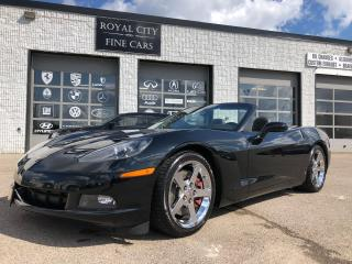 Used 2008 Chevrolet Corvette Navigation Heated Seats No Accidents for sale in Guelph, ON