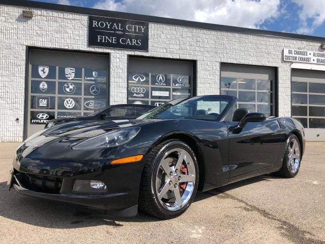 2008 Chevrolet Corvette Navigation Heated Seats No Accidents