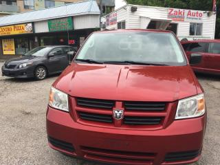 Used 2008 Dodge Grand Caravan SE/Safety Certification Included Asking Price for sale in Toronto, ON