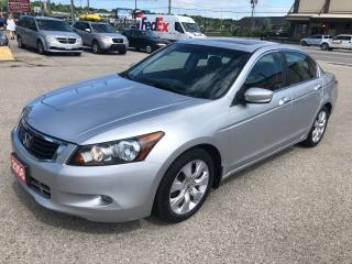 Used 2008 Honda Accord EX-L for sale in Bradford, ON