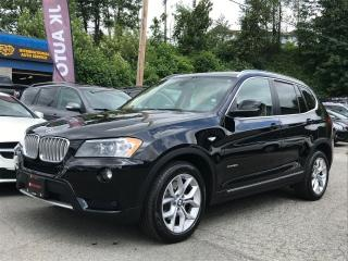 Used 2014 BMW X3 xDrive28i for sale in Coquitlam, BC