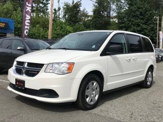 Used 2013 Dodge Grand Caravan SE for sale in Coquitlam, BC