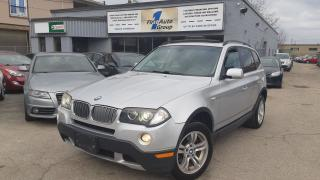 Used 2008 BMW X3 3.0I for sale in Etobicoke, ON