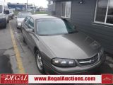 Photo of Brown 2003 Chevrolet Impala