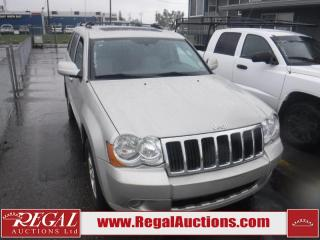 Used 2010 Jeep Grand Cherokee 4D Utility 4WD for sale in Calgary, AB