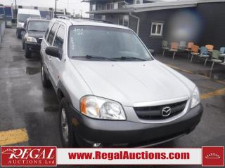 Used 2004 Mazda TRIBUTE ES 4D UTILITY V6 4WD for sale in Calgary, AB