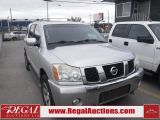 Photo of Silver 2004 Nissan Armada