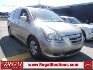 Used 2005 Honda Odyssey 4D WAGON for sale in Calgary, AB