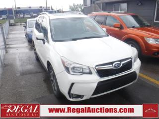Used 2014 Subaru FORESTER XT 4D UTILITY  AWD for sale in Calgary, AB