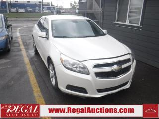 Used 2013 Chevrolet Malibu 4D SEDAN for sale in Calgary, AB