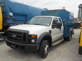 Used 2008 Ford F-550 SUPER DUTY for sale in Innisfil, ON