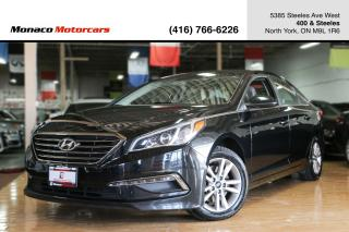 Used 2015 Hyundai Sonata 2.4 GL - BACKUPCAM|HEATEDSEATS|BLUETOOTH|ALLOYS for sale in North York, ON