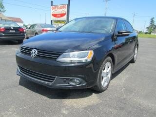Used 2014 Volkswagen Jetta COMFORTLINE AT for sale in Alvinston, ON