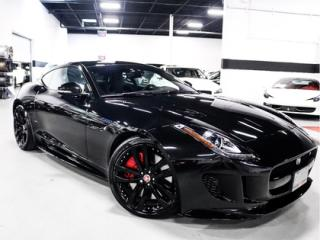 Used 2017 Jaguar F-Type S   CLEAN CARFAX   NAVI   LOW KM   MERIDIAN AUDIO for sale in Vaughan, ON
