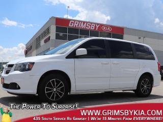 New 2015 Dodge Grand Caravan R/T| 3rd Row| Leather| Loaded! for sale in Grimsby, ON