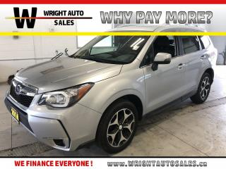 Used 2016 Subaru Forester XT Touring|LEATHER|NAVIGATION|MOON ROOF|46,254 KM for sale in Cambridge, ON