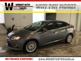 Used 2013 Ford Focus Titanium|BACKUP CAMERA|HEATED SEATS|66,633 KM for sale in Cambridge, ON