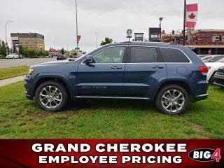 Used 2019 Jeep Grand Cherokee Summit 4x4 for sale in Calgary, AB